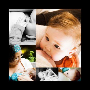 imagicienne photographie allaitement Les fées mères
