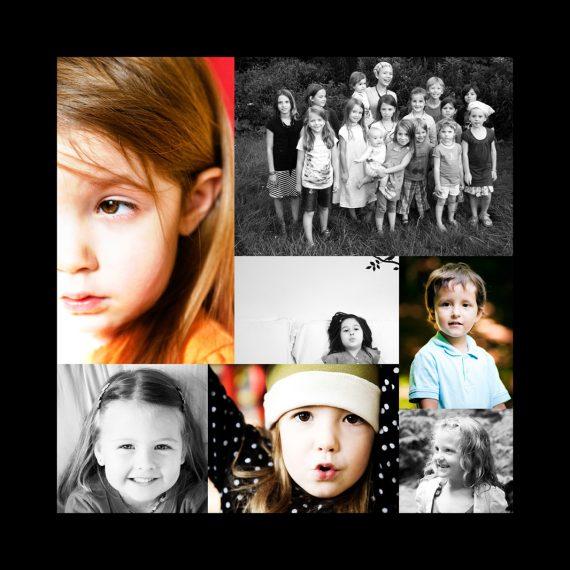 L'imagicienne photographie enfant Les fées mères