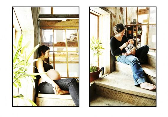 L'imagicienne photographie maternité Les fées mères
