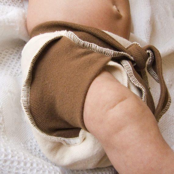 Les fées mères couche lavable à nouer coton bio