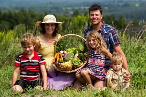 ferme croque-saisons, légumes biologiques